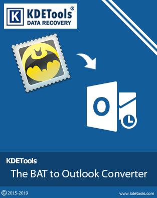The Bat Software Box