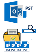 Batch Convert PST files