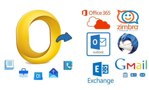 Import MAC OLM to Office 365