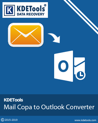 Mail Copa Software Box