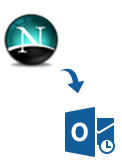 Netscape to Outlook