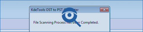 OST File Scanning Process