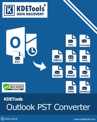 Outlook PST Converter to Convert & Export Outlook PST to