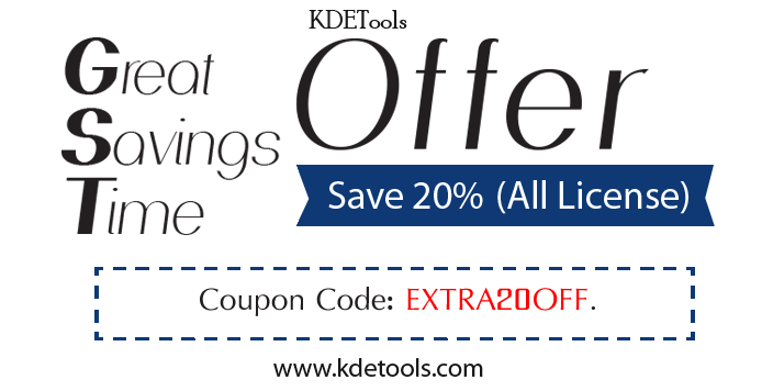 KDETools Coupon Code
